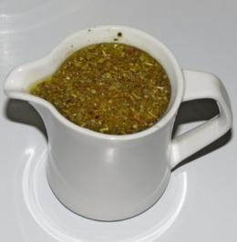 Sisserl's - *Salatsoße Nr. uno* - Rezept