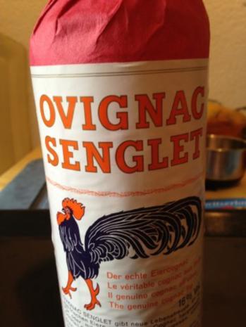 Mini-Gugelhöpfli-Eiercognac-Mandel - Rezept - Bild Nr. 2