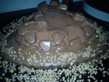 Milka Herz Kuchen - Rezept