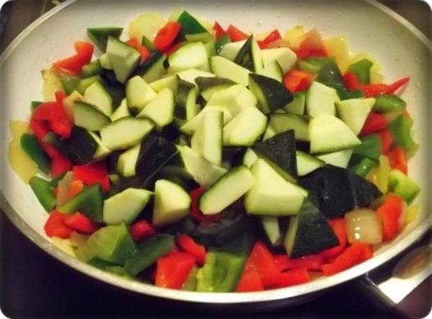 Würzige Gemüse Sauerkraut Pfanne - Rezept - Bild Nr. 9