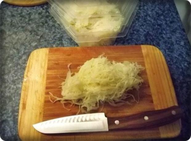 Würzige Gemüse Sauerkraut Pfanne - Rezept - Bild Nr. 11