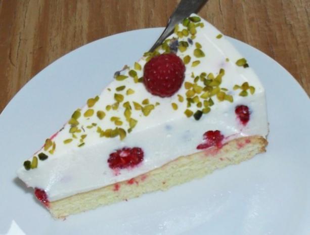 Himbeer - Lavendel - Torte - Rezept - Bild Nr. 4