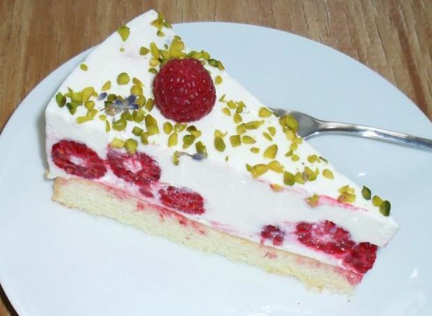 Himbeer - Lavendel - Torte - Rezept - Bild Nr. 3