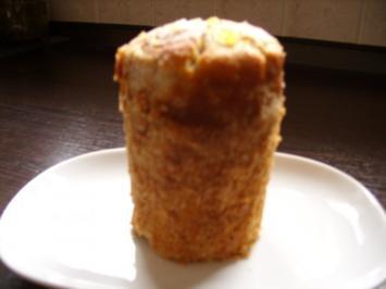 Kuchen im Glas: Ricotta-Mandel mit Limette - Rezept
