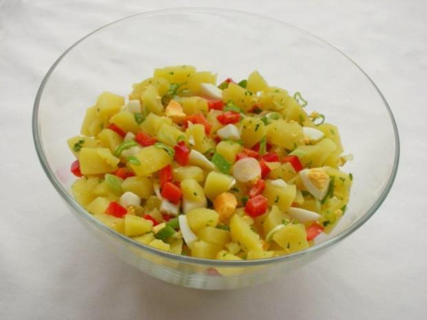 Kartoffelsalat  ❀ Körbchen ❀ - Rezept - Bild Nr. 6