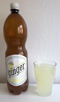 Ginger Ale - Rezept