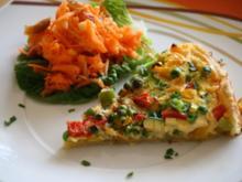Gemüse-Tarte - Rezept