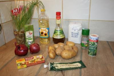 Kartoffelsalat nach Wiener Art - Rezept