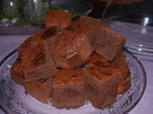 Espresso-Brownies - Rezept