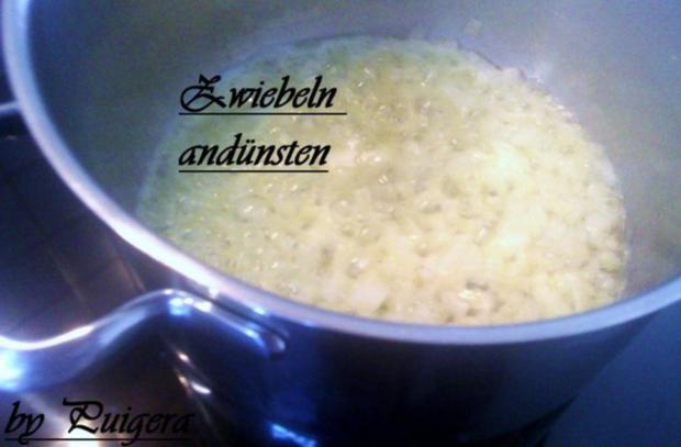 Möhrencremesüppchen mit Vanille-Chilly-Öl - Rezept - Bild Nr. 2