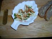 Kartoffelbrot mit Bärlauchbutter - Rezept