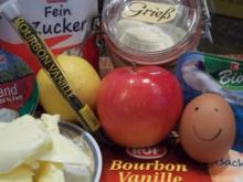 Marion's Apfel-Käsekuchen - Rezept