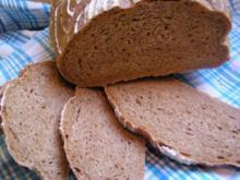 Dinkel-Volkorn-Brot - Rezept