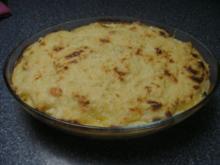 AUFLAUF: Pasta + Gemüse + Huhn - Rezept