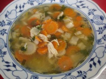 Hähnchen-Gemüseeintopf à la Ivanka - Rezept