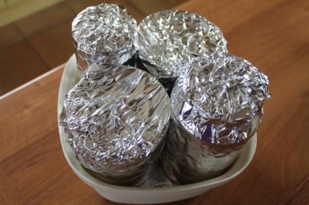Gebeizter- Lachs mit Honig-Senf-Soße - Rezept - Bild Nr. 10