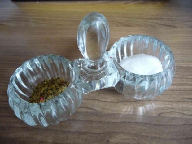 Salat : Grüner Spargel mit Joghurt - Senf - Soße - Rezept - Bild Nr. 4