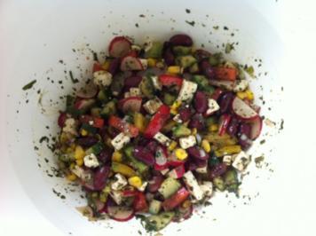Bauernsalat - Rezept