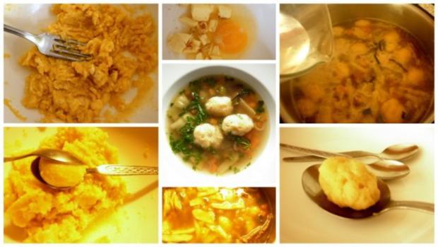 Grießnockerl-Suppe - Rezept - Bild Nr. 3