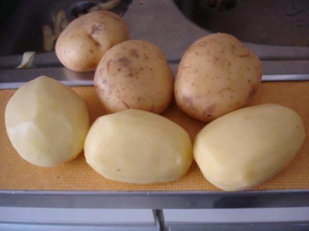 Walnuss-Kartoffelstampf - Rezept - Bild Nr. 3