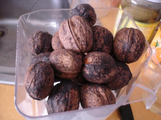 Walnuss-Kartoffelstampf - Rezept - Bild Nr. 4