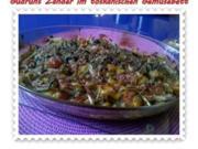 Fisch: Zander im toskanischen Gemüsebett - Rezept