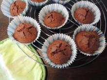 Nutella Muffins - Rezept