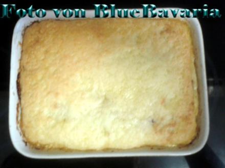 Aufläufe: Kohlrabi-Kartoffel-Schinken-Auflauf - Rezept