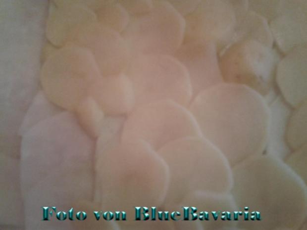 Aufläufe: Kohlrabi-Kartoffel-Schinken-Auflauf - Rezept - Bild Nr. 2