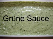 Frankfurter Grüne Sauce - Rezept