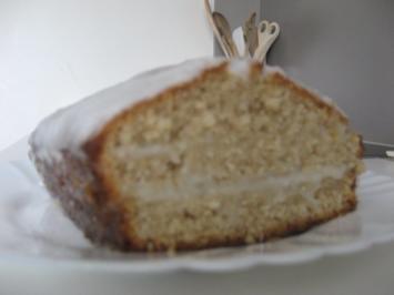 Coconut-Cake - Rezept