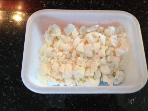 Karamell Eiscreme mit Meringuestückchen 100% Geschmack und 100% geschmeidigkeit - Rezept - Bild Nr. 6