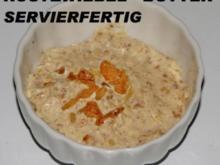 Sisserl's *Röstzwiebel - Butter* - Rezept