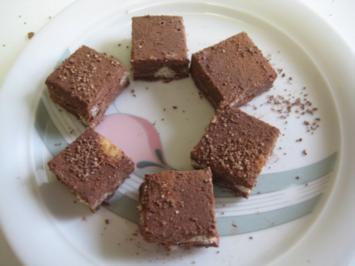 Baileys - Schoko - Würfel - Rezept