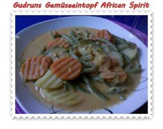 """Eintopf: Gemüseeintopf """"African Spirit"""" - Rezept"""