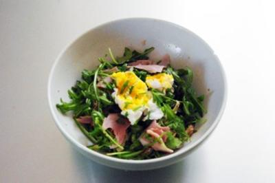 Protein Salat - Low Carb - Rezept