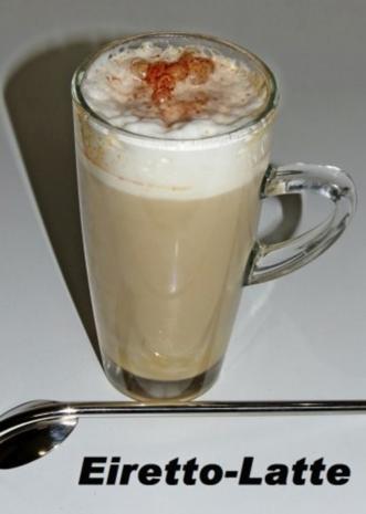 Sisserl's *Eiretto - Latte* - Rezept