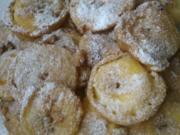 Gebackene Apfelringe - Rezept