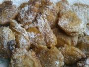 Gebackene Bananen Stückchen - Rezept