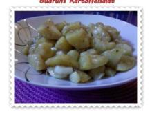 Salat: Lauwarmer Kartoffelsalat â la Gudrun - Rezept