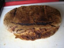 Selbst gebackenes Bauernbrot - Rezept
