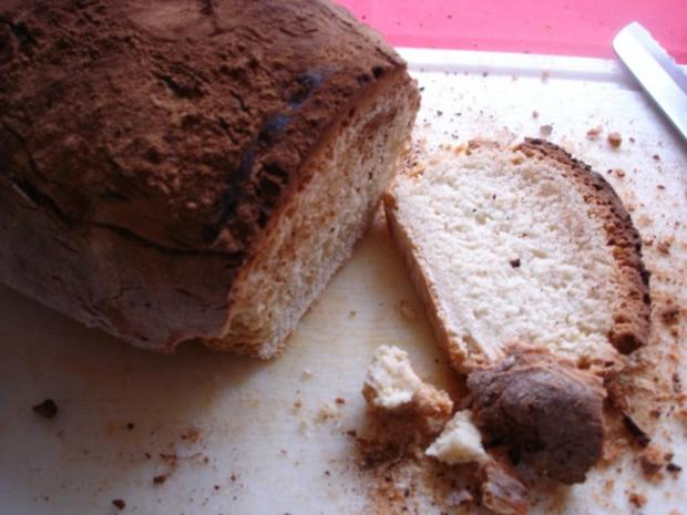 Selbst gebackenes Bauernbrot - Rezept - Bild Nr. 5