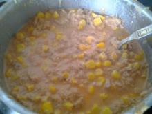 Nudeln in Tomaten-Käse Sauce - Rezept