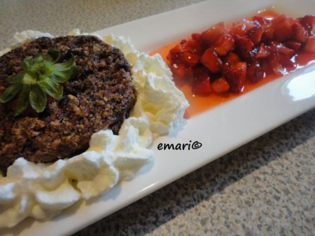 marinierte Lavendel-Erdbeeren... - Rezept - Bild Nr. 6