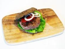 Protein Hamburger - Low Carb - Rezept