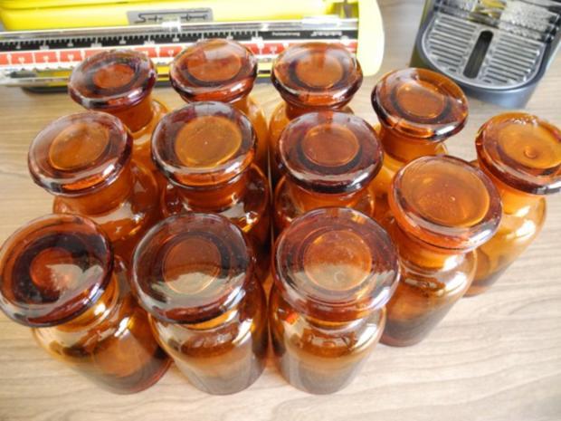 Meine Gewürzmischungen : Pilz - Salz - Rezept - Bild Nr. 3