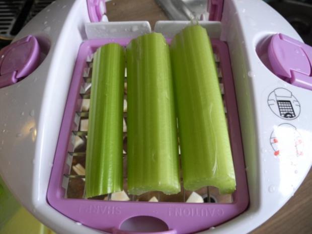 Meine Gewürzmischungen : Buntes Gemüse - Salz - Rezept - Bild Nr. 4