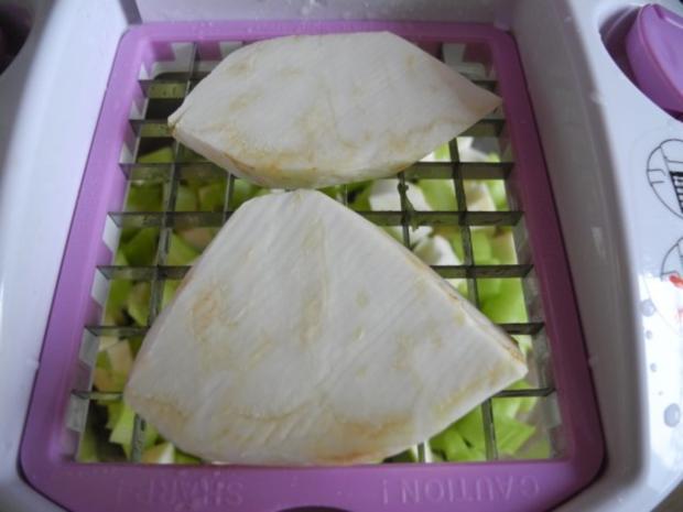 Meine Gewürzmischungen : Buntes Gemüse - Salz - Rezept - Bild Nr. 5