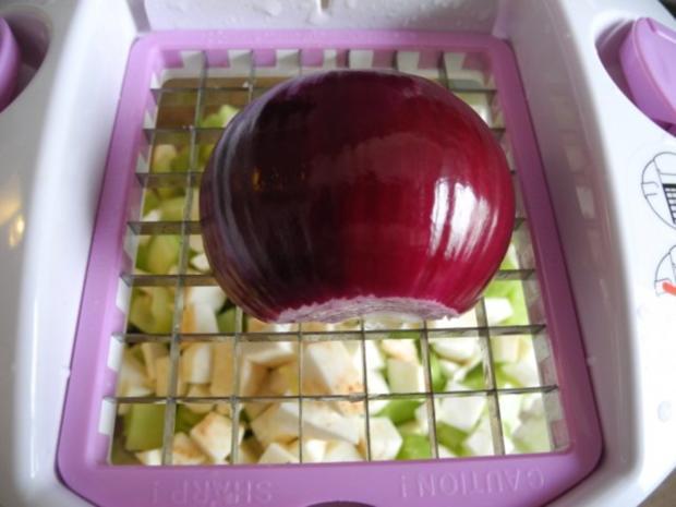 Meine Gewürzmischungen : Buntes Gemüse - Salz - Rezept - Bild Nr. 6