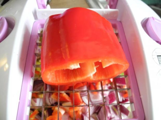 Meine Gewürzmischungen : Buntes Gemüse - Salz - Rezept - Bild Nr. 7